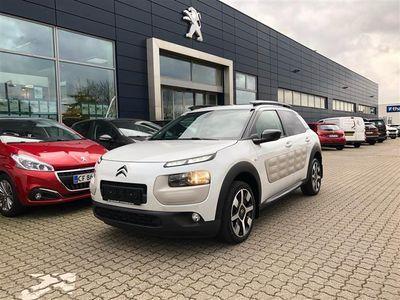 brugt Citroën C4 Cactus 1,2 PureTech Feel+ 82HK 5d