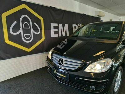 brugt Mercedes B200 2,0 CDi