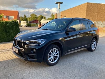 brugt BMW X1 20d SUV sDrive SteptronicAdvantage