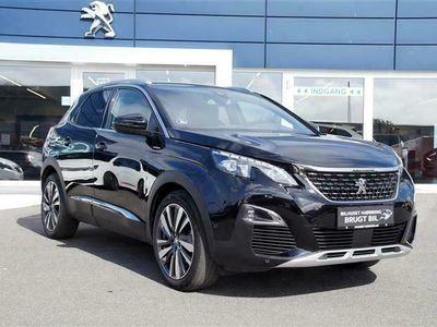 brugt Peugeot 3008 1,5 BlueHDi GT Line LTD EAT8 130HK 8g Aut.