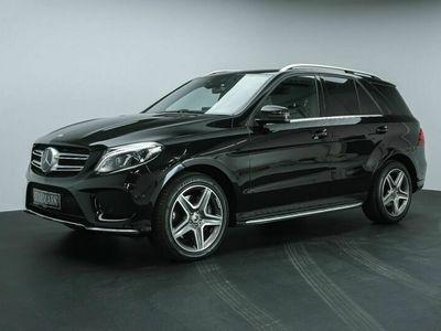 brugt Mercedes GLE350 d 3,0 AMG+ aut. 4Matic