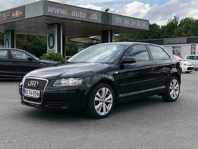 brugt Audi A3 1,6 Ambiente 102HK 3d