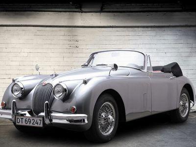 brugt Jaguar XK 150 3,4