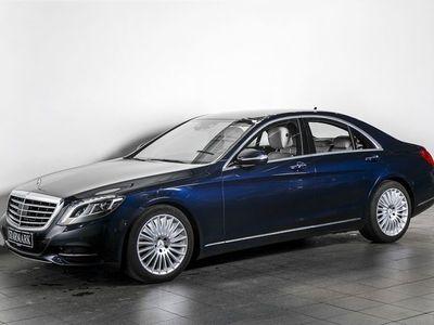 brugt Mercedes S350 3,0 BlueTEC aut.