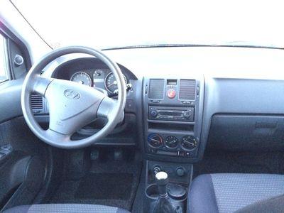 brugt Hyundai Getz 1,4