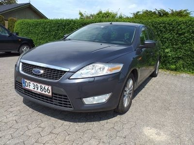 gebraucht Ford Mondeo 2,0 TDCI Aut. 140HK Stc