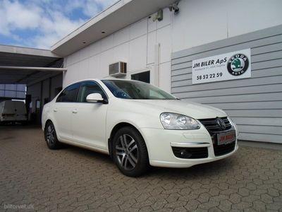 brugt VW Jetta 2,0 TDI DPF Sportline 170HK 6g