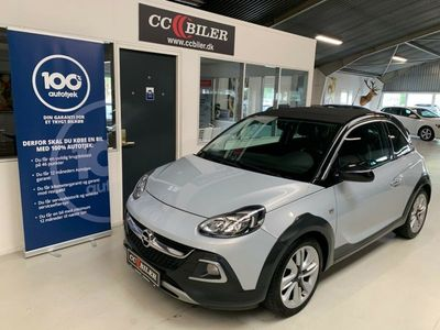 brugt Opel Adam 1,0 T 90 Rocks