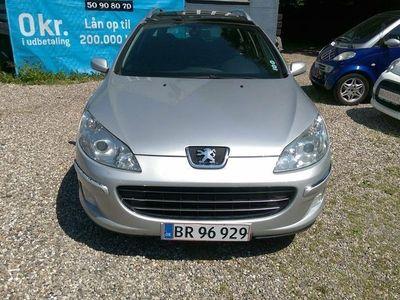 usado Peugeot 407 1,6 HDi ST Sport SW