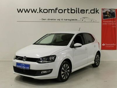 käytetty VW Polo 1,0 TSi 95 BlueMotion