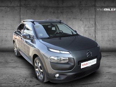 brugt Citroën C4 Cactus 1,6 Blue HDi Shine Edition start/stop 100HK 5d