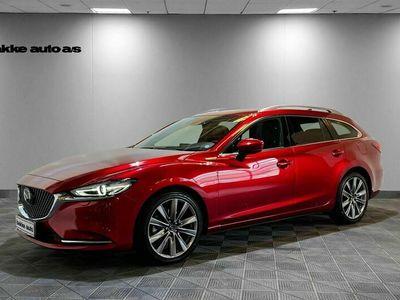 brugt Mazda 6 2,2 Sky-D 184 Optimum stc. aut.