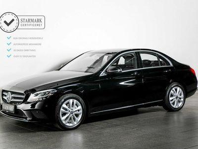 brugt Mercedes C200 1,5 aut.