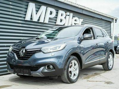 brugt Renault Kadjar 1,5 dCi 110 Bose Edition