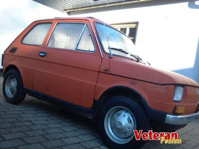 brugt Fiat 126 250L Steinwinther