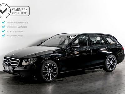usado Mercedes E200 0 Avantgarde st.car aut.