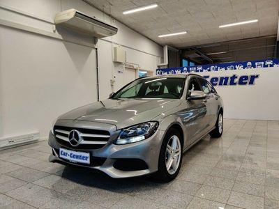 brugt Mercedes C220 2,2 BlueTEC stc. aut.