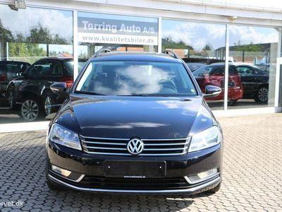 brugt VW Passat 2,0 blueMotion TDI Comfortline 140HK Stc 6g