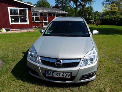 brugt Opel Vectra wagon 1,9 diesel