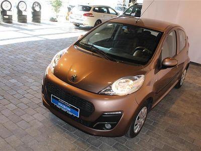 brugt Peugeot 107 1,0 Motion Air 68HK 5d