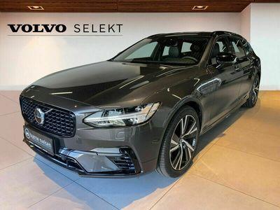 brugt Volvo V90 2,0 T6 ReCharge R-Design aut. AWD