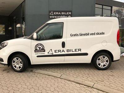 używany Fiat Doblò L1 1,3 MJT Professional Plus 95HK Van