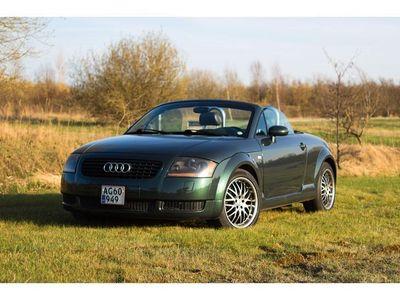 gebraucht Audi TT Roadster 1,8 Turbo