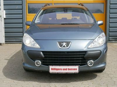 brugt Peugeot 307 1,6 HDI 90 Performance stc.