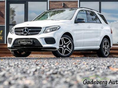 brugt Mercedes GLE500 4,7 aut. 4-M Van