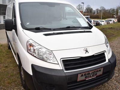 brugt Peugeot Expert 2,0 HDi 163 L2H1 aut.
