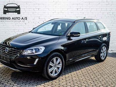 brugt Volvo XC60 2,4 D5 Momentum AWD 220HK 5d 6g Aut.