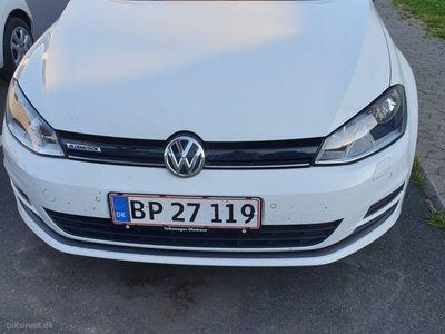 brugt VW Golf 1,0 BlueMotion TSI Style 115HK 5d 6g