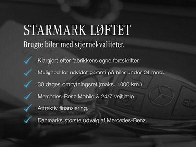 brugt Mercedes E300 2,0 AMG Line aut.