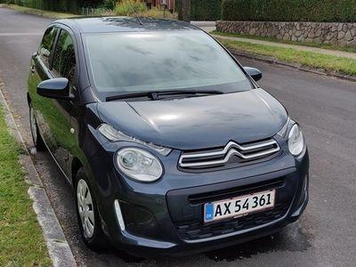 brugt Citroën C1 1,0 4-dørs m. bagklap