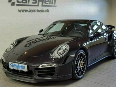 brugt Porsche 911 Turbo S Coupé PDK