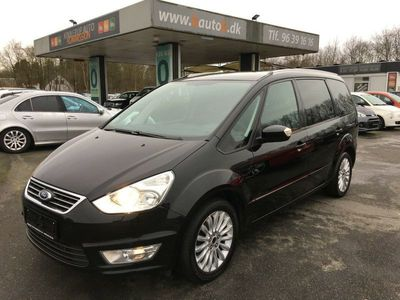 brugt Ford Galaxy 2,0 TDCi 140 Collection 7prs