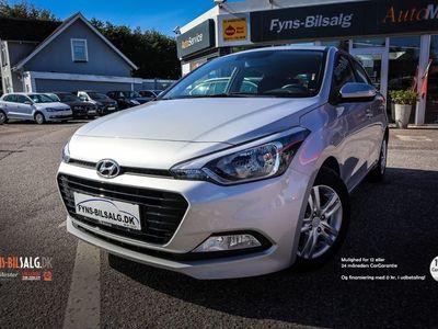 brugt Hyundai i20 1,4 Trend aut.
