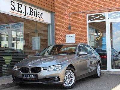 brugt BMW 320 i 2,0 Executive Steptronic 184HK 8g Aut. A