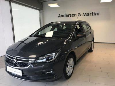 brugt Opel Astra 4 Turbo ECOTEC DI Enjoy Start/Stop 150HK 5d 6g Aut.