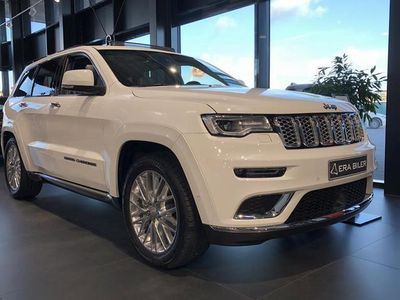 used Jeep Grand Cherokee 3,0 MJT Summit 4x4 250HK 5d 8g Aut.