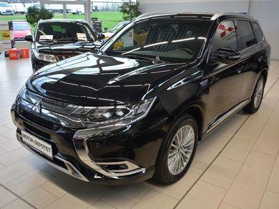 brugt Mitsubishi Outlander 2,4 PHEV Instyle CVT 4WD