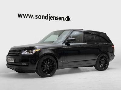 brugt Land Rover Range Rover 4,4 SDV8 Autobiography aut.