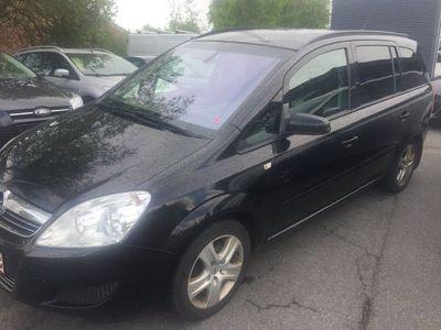brugt Opel Zafira 1,9 CDTi 150 Enjoy 7prs