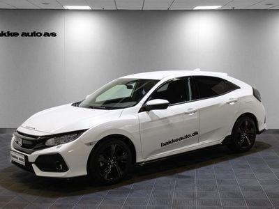usado Honda Civic 1,5 VTEC Turbo Sport CVT