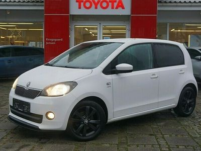 brugt Skoda Citigo 1,0 Sport 60HK 5d