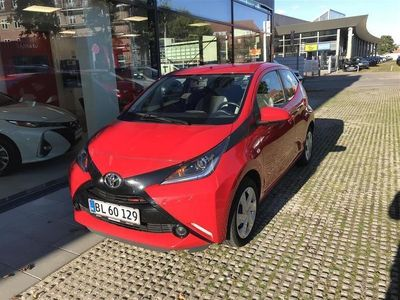 second-hand Toyota Aygo 1,0 VVT-I X-Play + Touch 69HK 5d