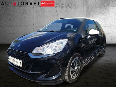 brugt DS Automobiles DS3 1,6 BlueHDi 100 Style Limited