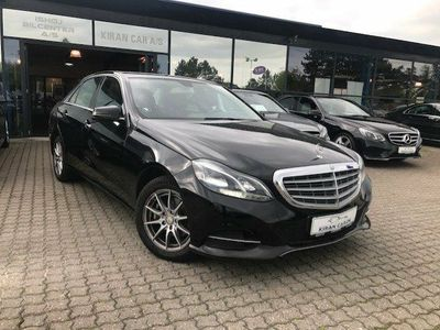 gebraucht Mercedes E200 2 BlueTEC Avantgarde