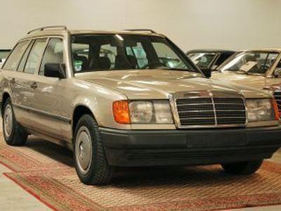brugt Mercedes 230 E-Klasse (W124)TE