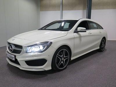 brugt Mercedes CLA250 2,0 Urban AMG Line SB aut.